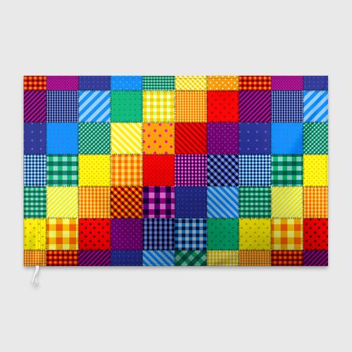 Флаг 3D  Фото 03, Лоскутное шитьё