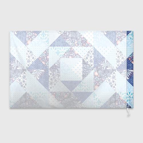 Флаг 3D  Фото 02, Лоскутное шитьё