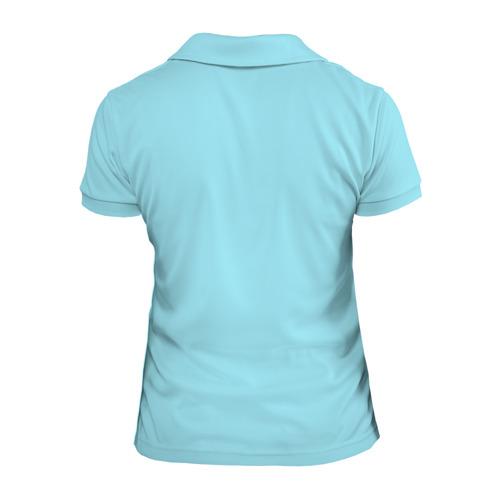 Женская рубашка поло 3D  Фото 02, Обезьянки