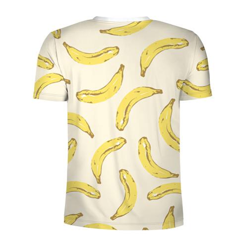 Мужская футболка 3D спортивная  Фото 02, Обезьяна с бананом