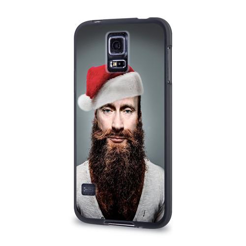 Чехол для Samsung Galaxy S5 силиконовый  Фото 03, Путин бородач