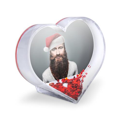 Сувенир Сердце  Фото 03, Путин бородач