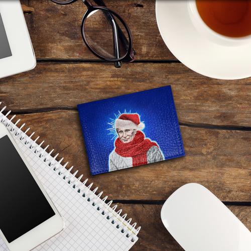 Обложка для студенческого билета Новый год Фото 01