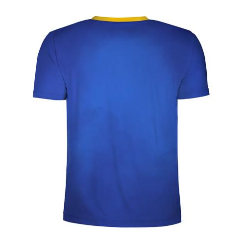 Мужская футболка 3D спортивная Новый год Фото 01