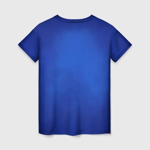 Женская футболка 3D Новый год Фото 01