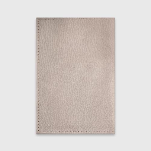Обложка для паспорта матовая кожа  Фото 02, Путин дед мороз