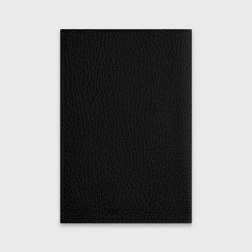 Обложка для паспорта матовая кожа  Фото 02, Уличный боец