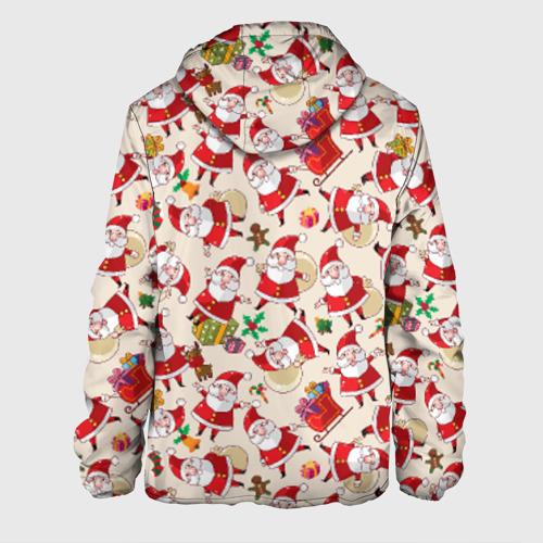 Мужская куртка 3D  Фото 02, Санта
