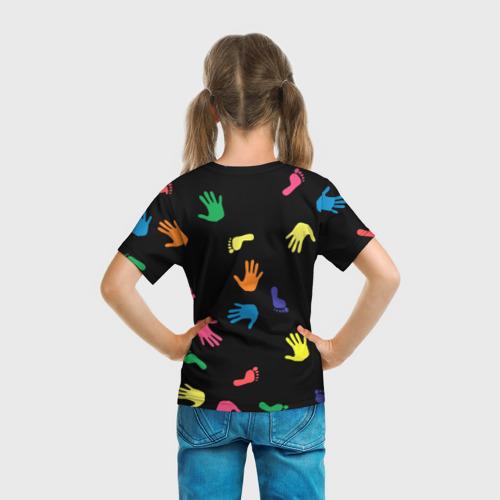 Детская футболка 3D Отпечатки Фото 01