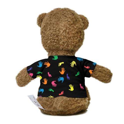 Миша в футболке 3D Отпечатки Фото 01