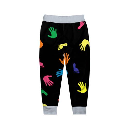 Детские брюки 3D Отпечатки Фото 01