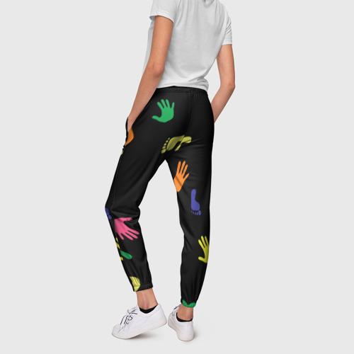 Женские брюки 3D Отпечатки Фото 01