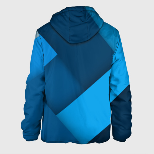 Мужская куртка 3D  Фото 02, Абстракт