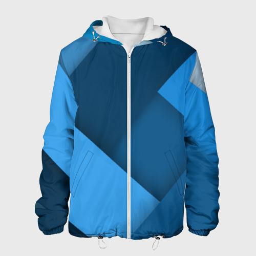 Мужская куртка 3D  Фото 01, Абстракт