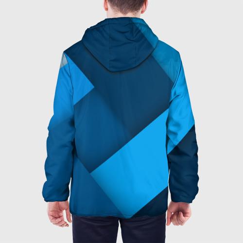 Мужская куртка 3D  Фото 05, Абстракт