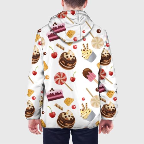 Мужская куртка 3D  Фото 05, Sweet time