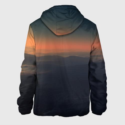 Мужская куртка 3D  Фото 02, Закат