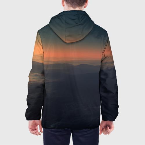 Мужская куртка 3D  Фото 05, Закат