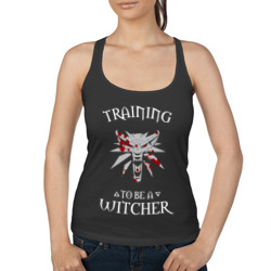 Training to be a Witcher