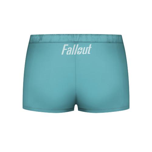 Мужские трусы 3D  Фото 02, Новогодний Fallout