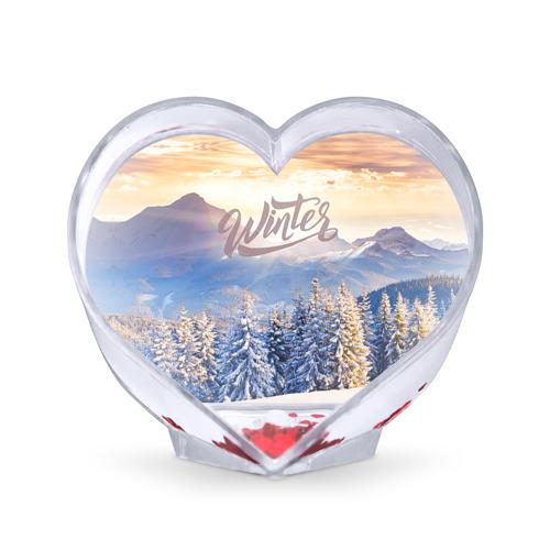 Сувенир Сердце  Фото 01, Winter