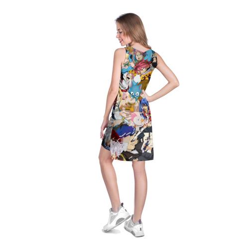 Платье-майка 3D  Фото 04, FairyTail
