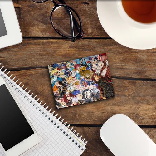 Обложка для студенческого билета FairyTail Фото 01
