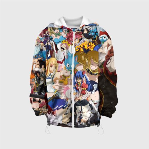 Детская куртка 3D FairyTail Фото 01