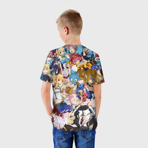 Детская футболка 3D FairyTail Фото 01