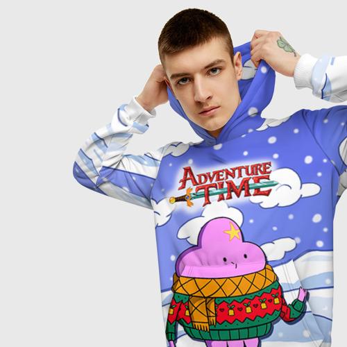 Пупырка в свитере