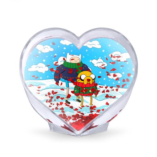 Сувенир Сердце  Фото 02, Фин и Джейк