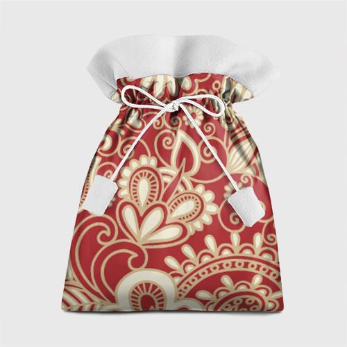 Подарочный 3D мешок  Фото 01, Роспись