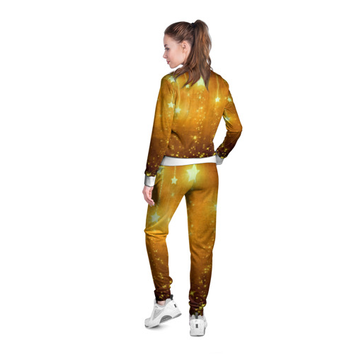 Женская олимпийка 3D  Фото 04, Новогоднее настроение