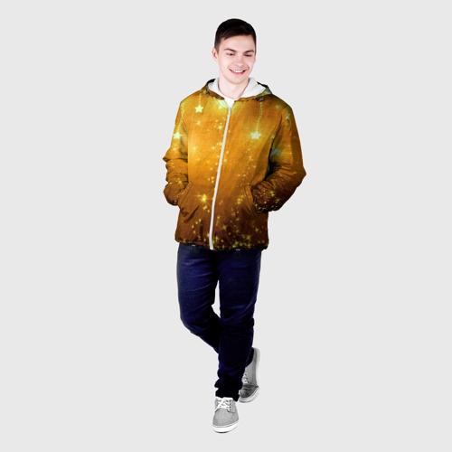 Мужская куртка 3D  Фото 03, Новогоднее настроение