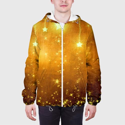 Мужская куртка 3D  Фото 04, Новогоднее настроение