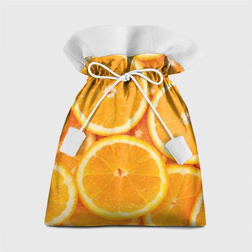 Подарочный 3D мешок Апельсинчик Фото 01