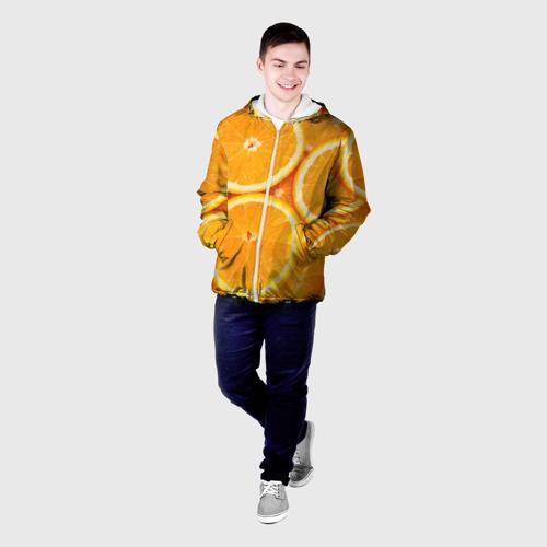 Мужская куртка 3D  Фото 03, Апельсинчик