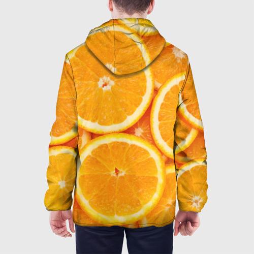 Мужская куртка 3D  Фото 05, Апельсинчик