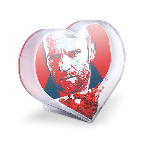 Сувенир Сердце  Фото 03, Джейсон Стэтхэм