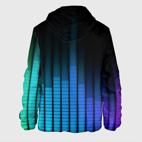 Мужская куртка 3D  Фото 02, Эквалайзер