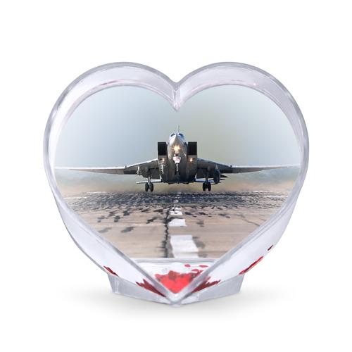 Сувенир Сердце  Фото 01, Самолёт