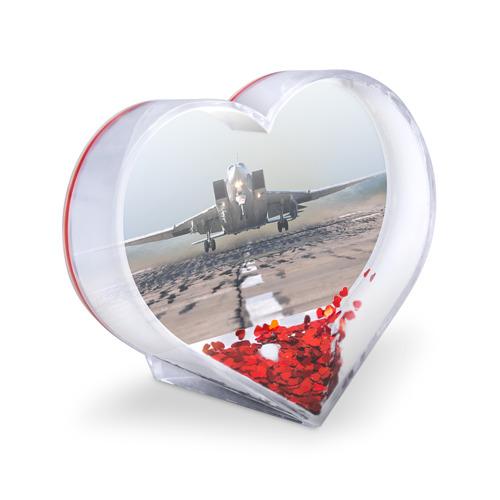 Сувенир Сердце  Фото 03, Самолёт