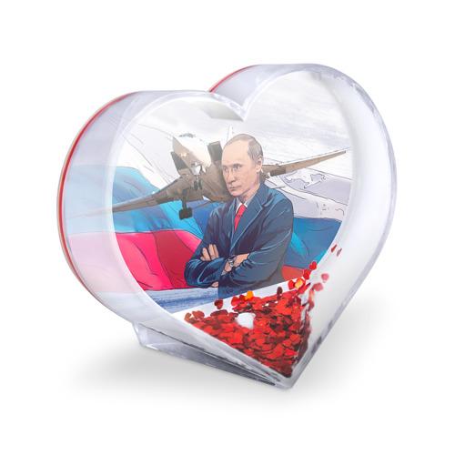 Сувенир Сердце  Фото 03, Путин