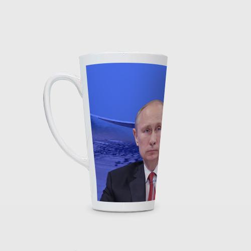 Кружка Латте Путин от Всемайки