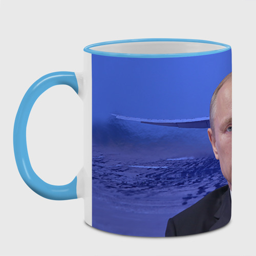 Кружка с полной запечаткой  Фото 04, Путин
