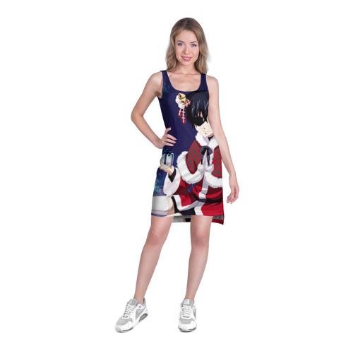 Платье-майка 3D  Фото 03, Аниме