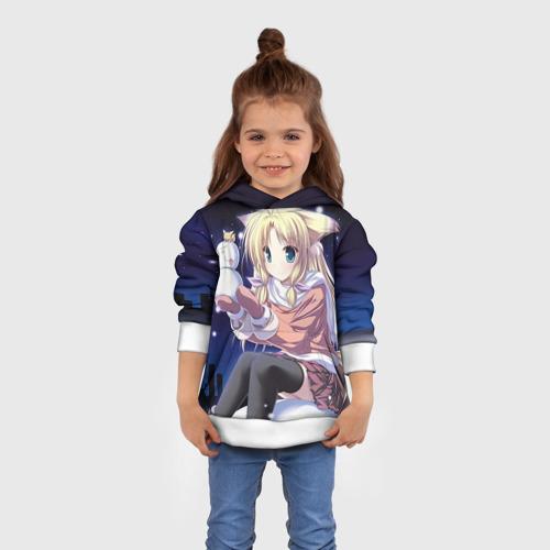 Детская толстовка 3D Аниме