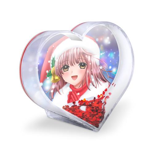 Сувенир Сердце  Фото 03, Аниме