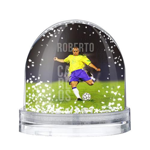 Водяной шар со снегом Roberto Carlos