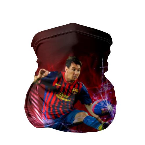 Бандана-труба 3D Messi Фото 01